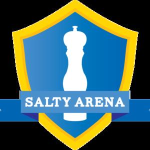 Logo Salty Arena