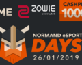 Un Tournoi en Normandie, le NeS Day's