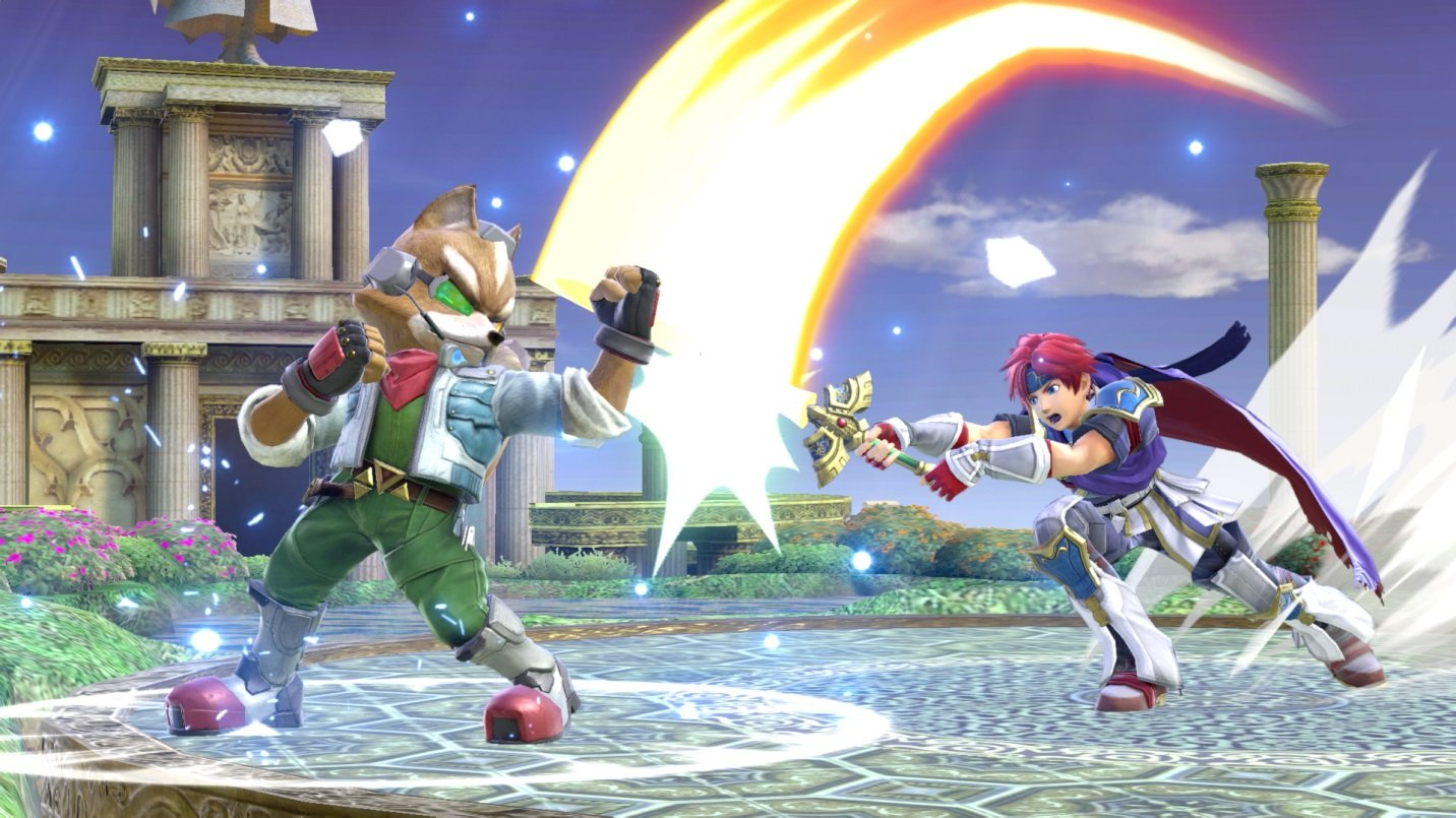 smash ultimate parry