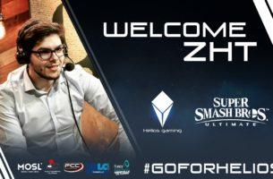 ZHT signe chez Helios Gaming !
