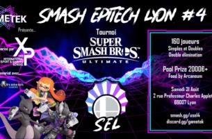 Récap Ultimate – Ultimate Smash Epitech Lyon #4